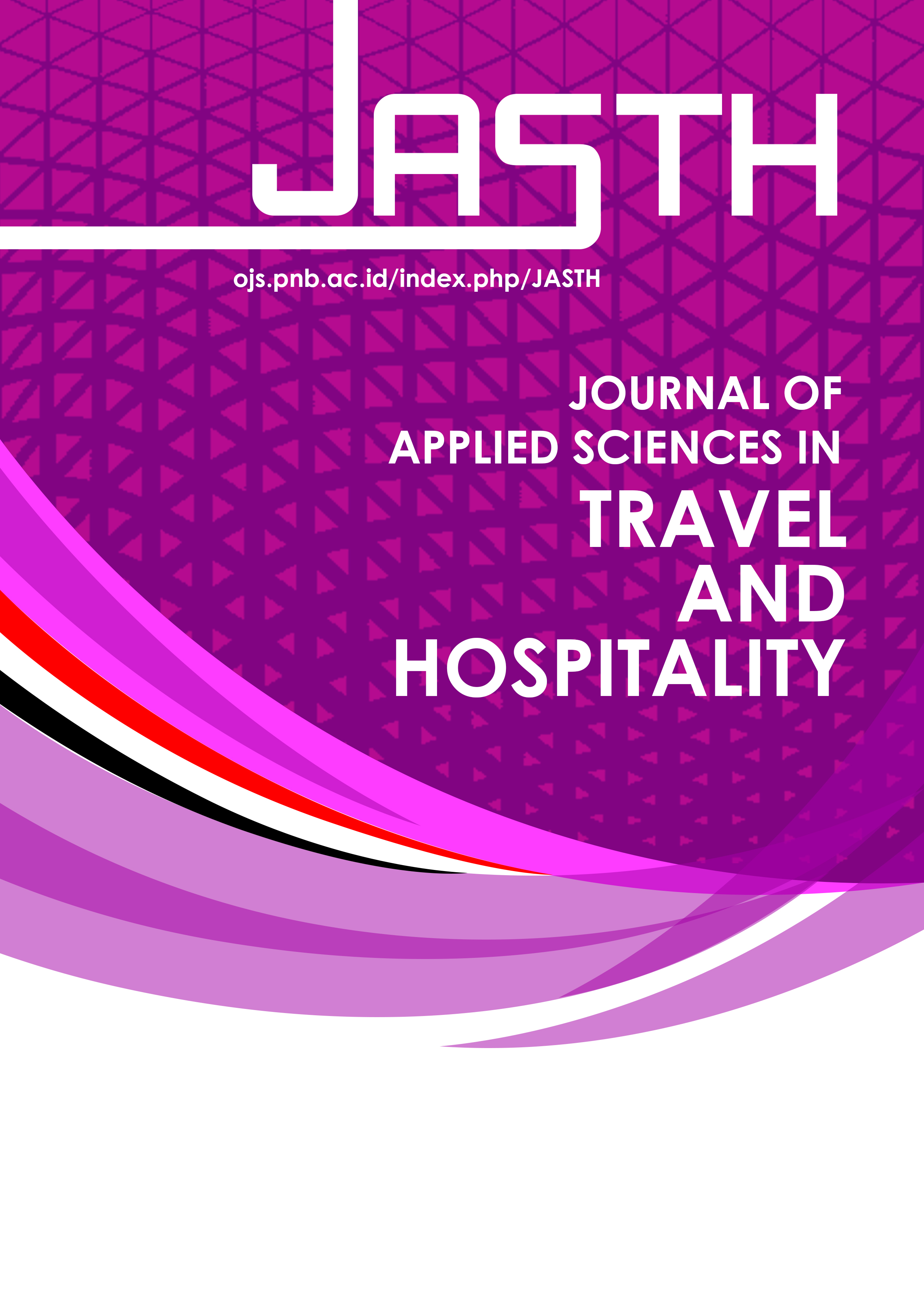 Journal of Applied Sciences in Travel and Hospitality